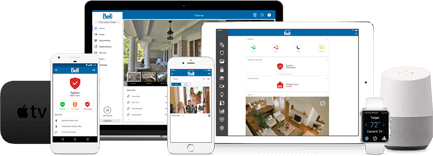 Home Security | Bell MTS | Bell Canada