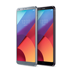 Get the amazing LG G6 on Canada's fastest ranked* and largest network.