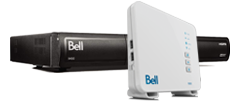 how to connect bell pvr to wifi