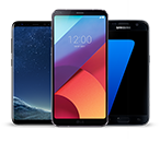Get a minimum $100 off any smartphone when you trade in an eligible device