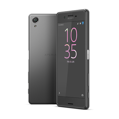 Sony Xperia X Performance - BLACK - 100828