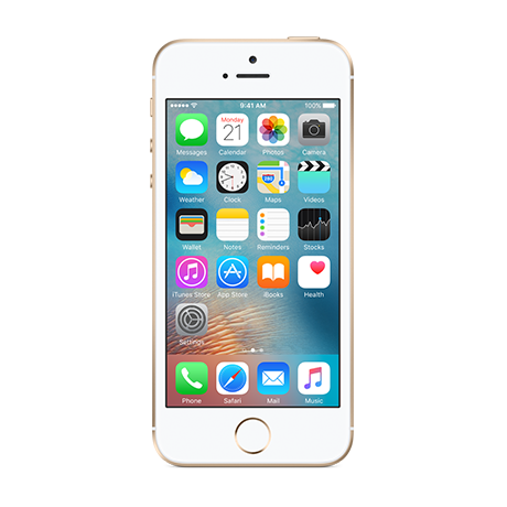 Apple iPhone SE - March 21 - Gold 32 GB - 101803 - Default