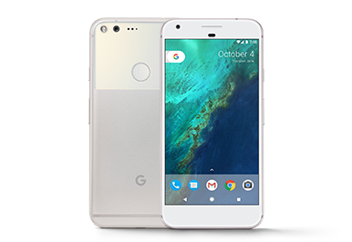 Get the Google Pixel on Canada's best national network.
